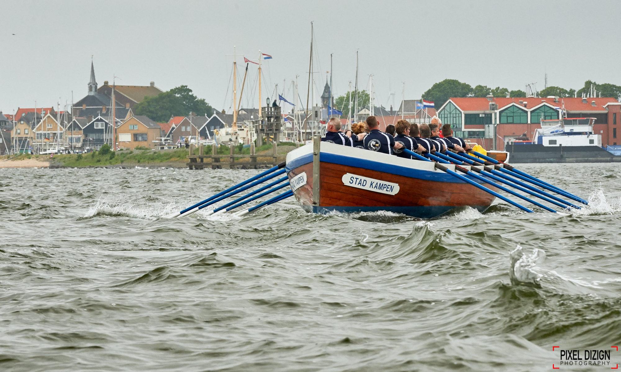 Vuurtoren Race